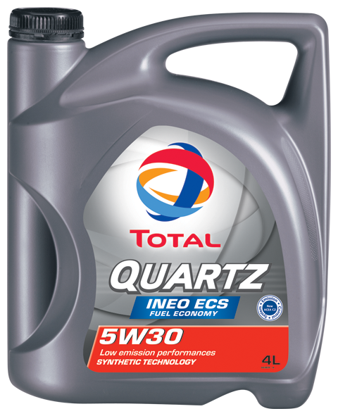 total quartz ineo ecs 5w30 motor engine oil 5 litre tot151261 ebay. Black Bedroom Furniture Sets. Home Design Ideas