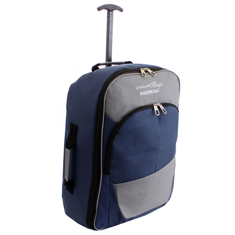 Ryanair Cabin Lightweight Wheeled Trolley Holdall Luggage ...