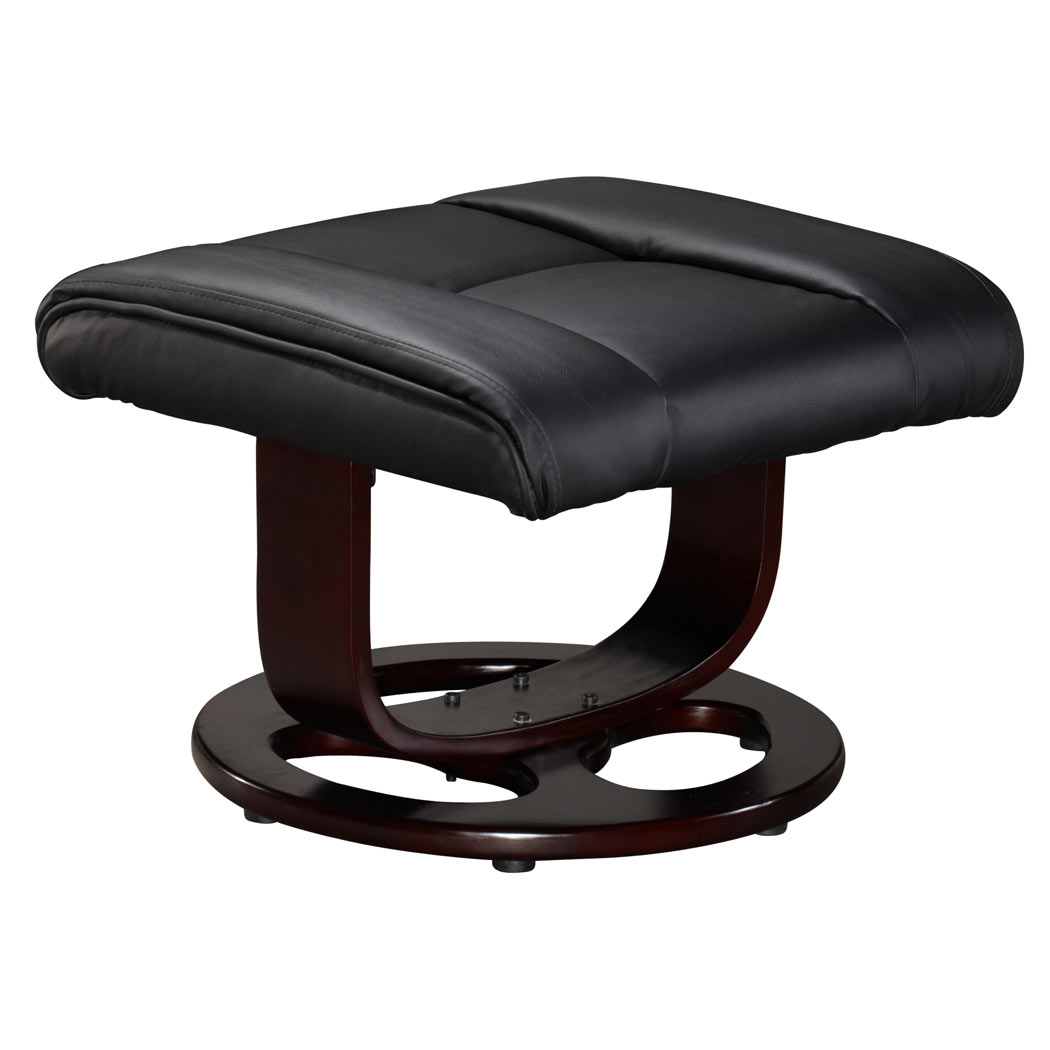 VIENNA REAL LEATHER SWIVEL RECLINER CHAIR w FOOT STOOL  : Vienna Black Pic4 from www.ebay.co.uk size 1050 x 1050 jpeg 57kB