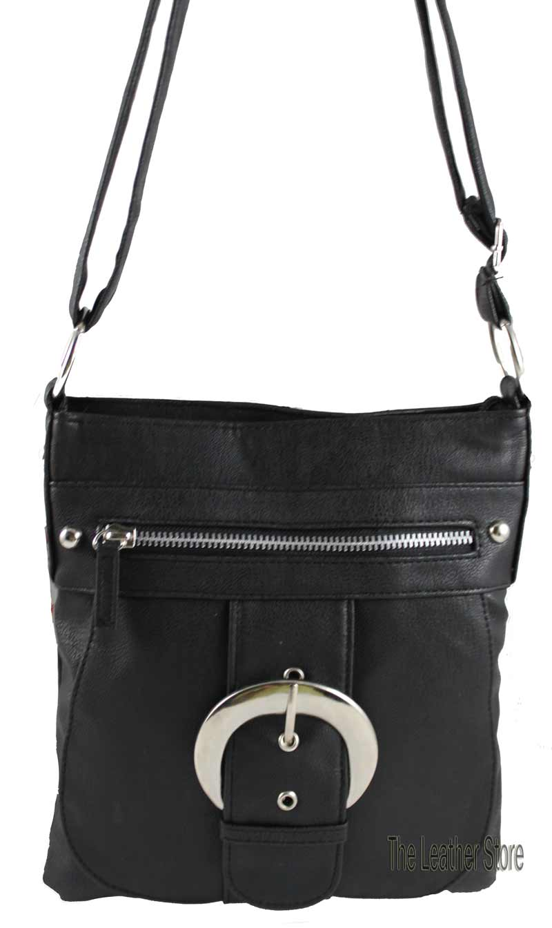 About Shoulder Bags As the name suggests, shoulder bags are carried over the shoulder by a medium or long length strap. The category includes handbags in variety of shapes including hobo bags, satchels, and totes. When shopping for a shoulder bag, there are several things you must consider in addition to color, material, price, and brand.