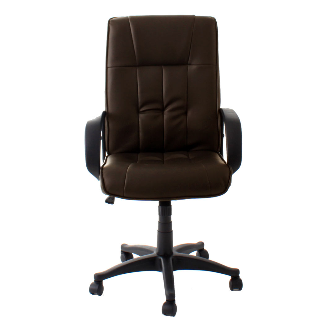 High Back Luxury Executive Office Chair Leather Computer Desk Furniture Ebay