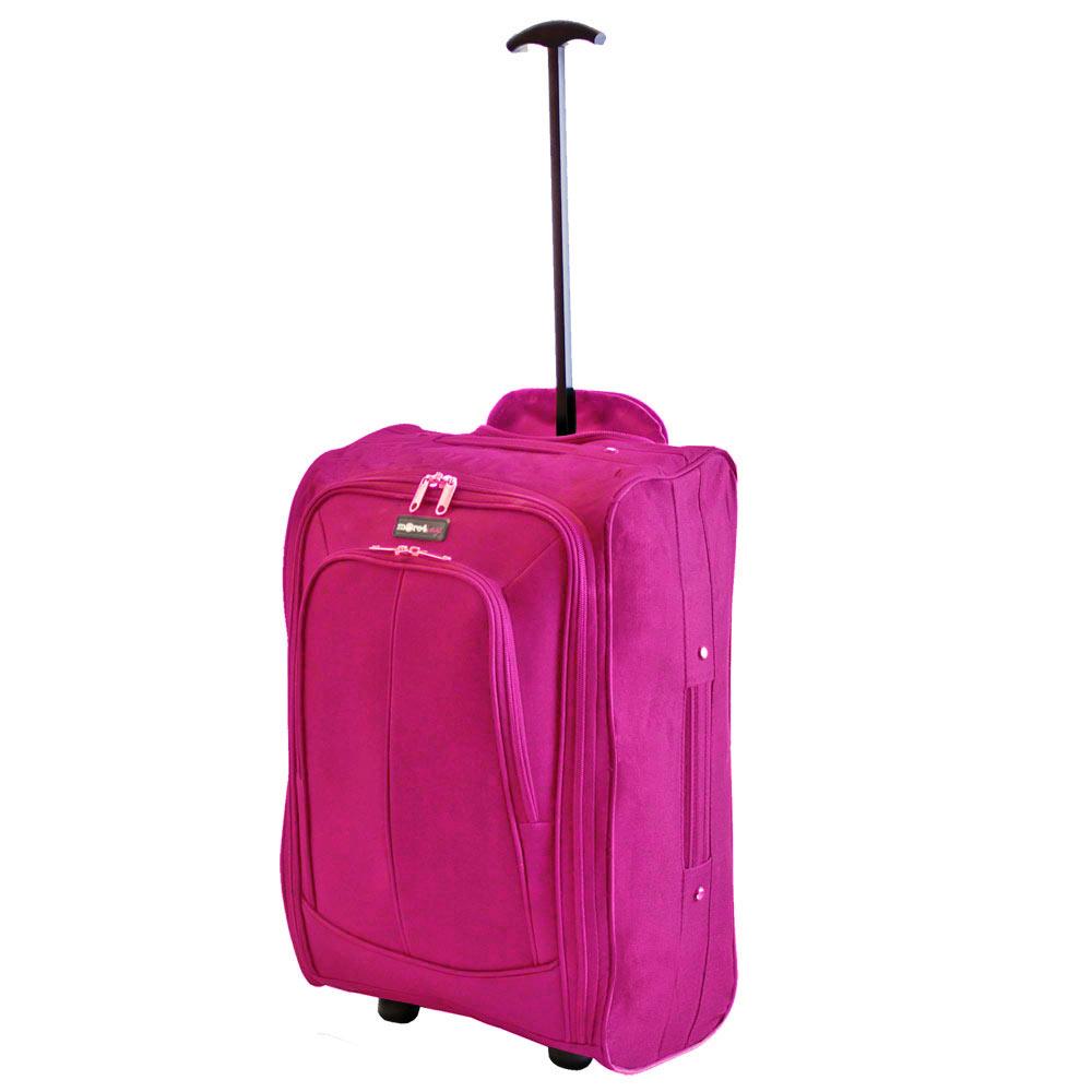 ryanair handgep ck reise roll koffer gep ck als kabinengep ck genehmigt ebay. Black Bedroom Furniture Sets. Home Design Ideas