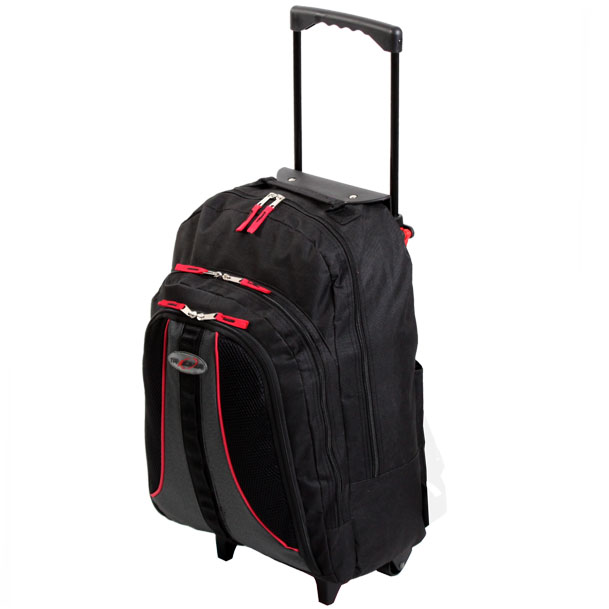 trolley koffer rucksack handgep ck mit rollen reise flugzeug ebay. Black Bedroom Furniture Sets. Home Design Ideas