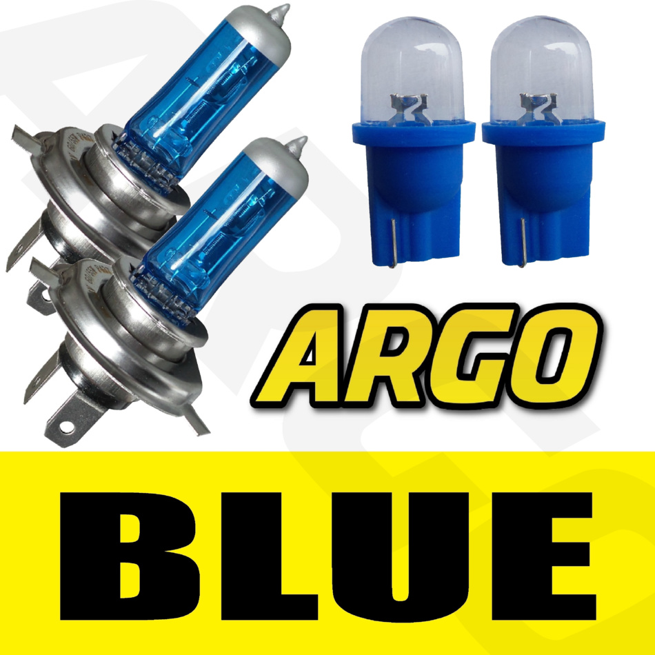h4 xenon ice blue 55w 472 headlight bulbs isuzu trooper ebay. Black Bedroom Furniture Sets. Home Design Ideas