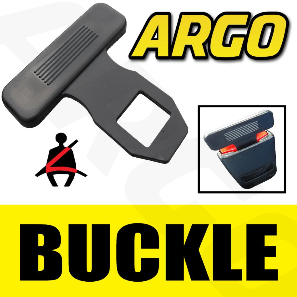 Argo Safety Belt : Seat belt alarm buckle key clip safety clasp stop mercedes