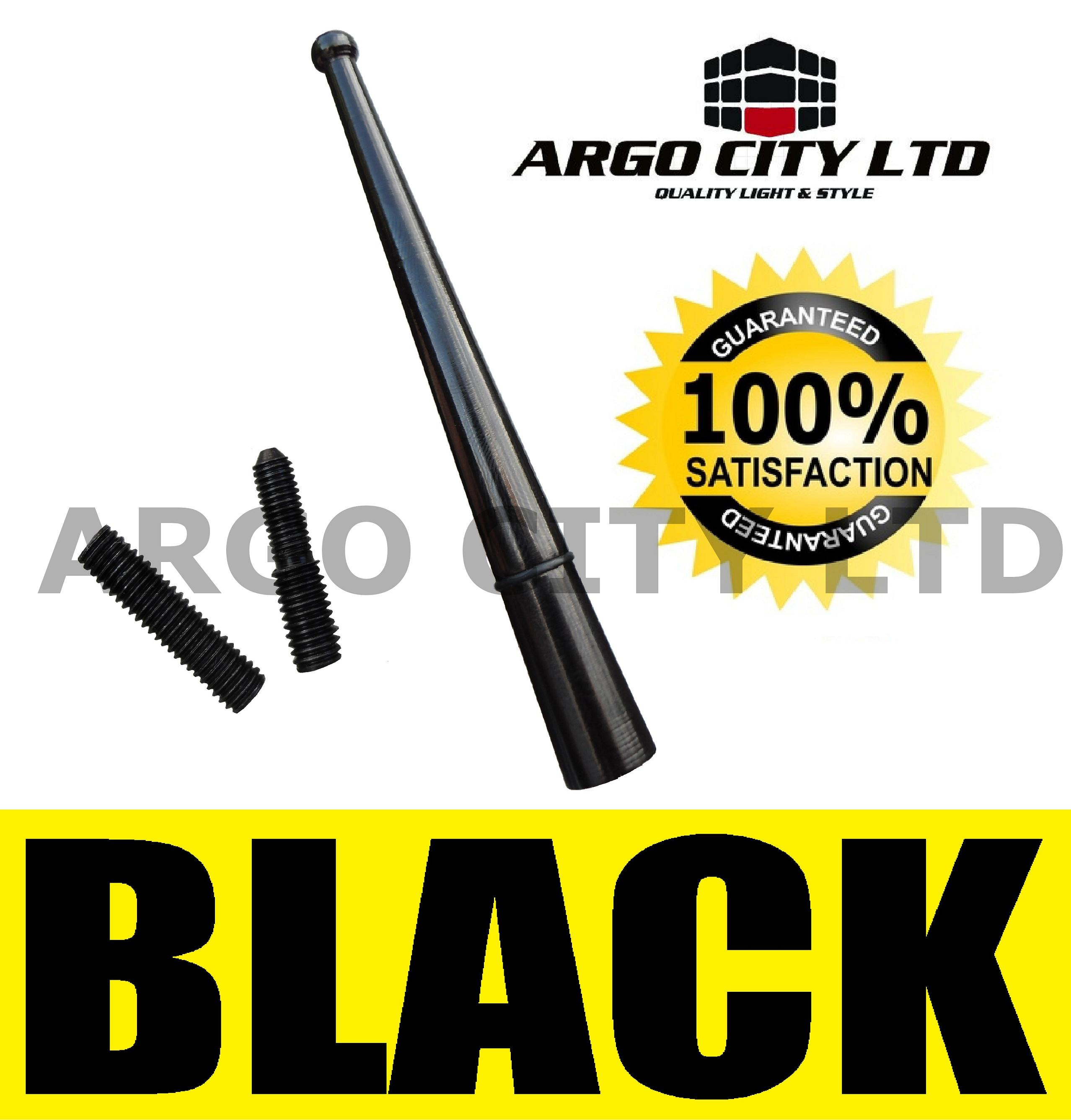 BLACK MINI BEE STING AERIAL ANTENNA CHEVROLET SPARK