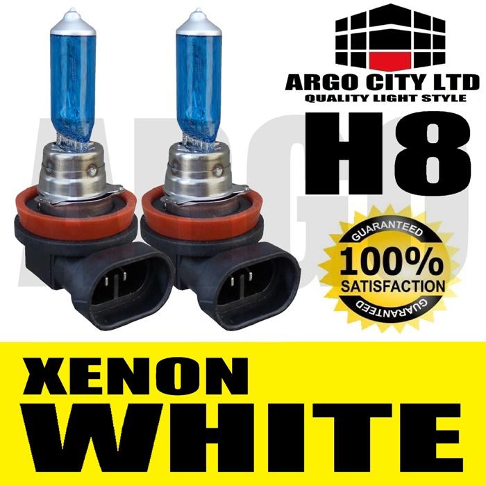 H 8 35 W HID XENON-WEISS 12V NEBELSCHEINWERFER LEUCHTMITTEL SAAB 9-3 Cabrio