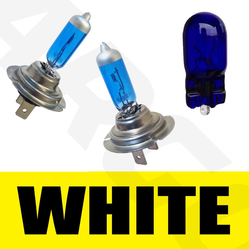 h7 499 xenon white 55w headlight bulbs 12v land rover. Black Bedroom Furniture Sets. Home Design Ideas