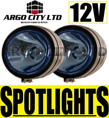 View Item 6? CAR SPOTLIGHT LAMPS 12V SPOT LIGHT ANGEL EYE CHROME
