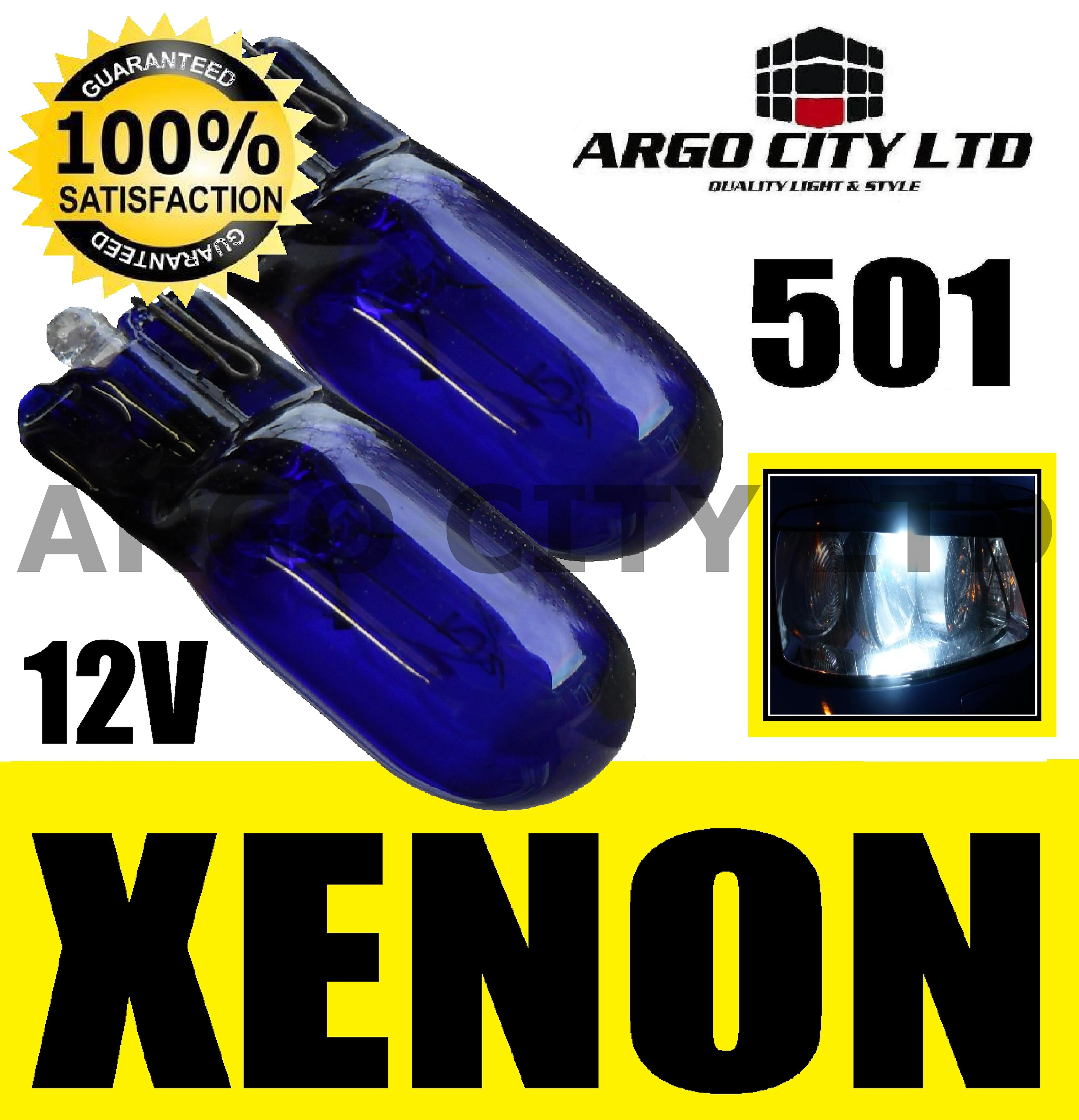 HONDA VTR 1000 SP1 SC45 Xenon Sidelight Bulbs W5W