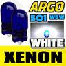 View Item 2x Xenon White T10 501 W5W Sidelight Bulbs UK