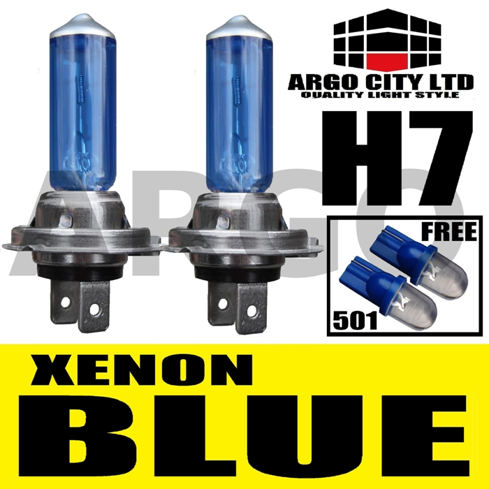 ampoule phare h7 xenon bleu glacier pour peugeot 106 206 207 306 307 308 ebay. Black Bedroom Furniture Sets. Home Design Ideas