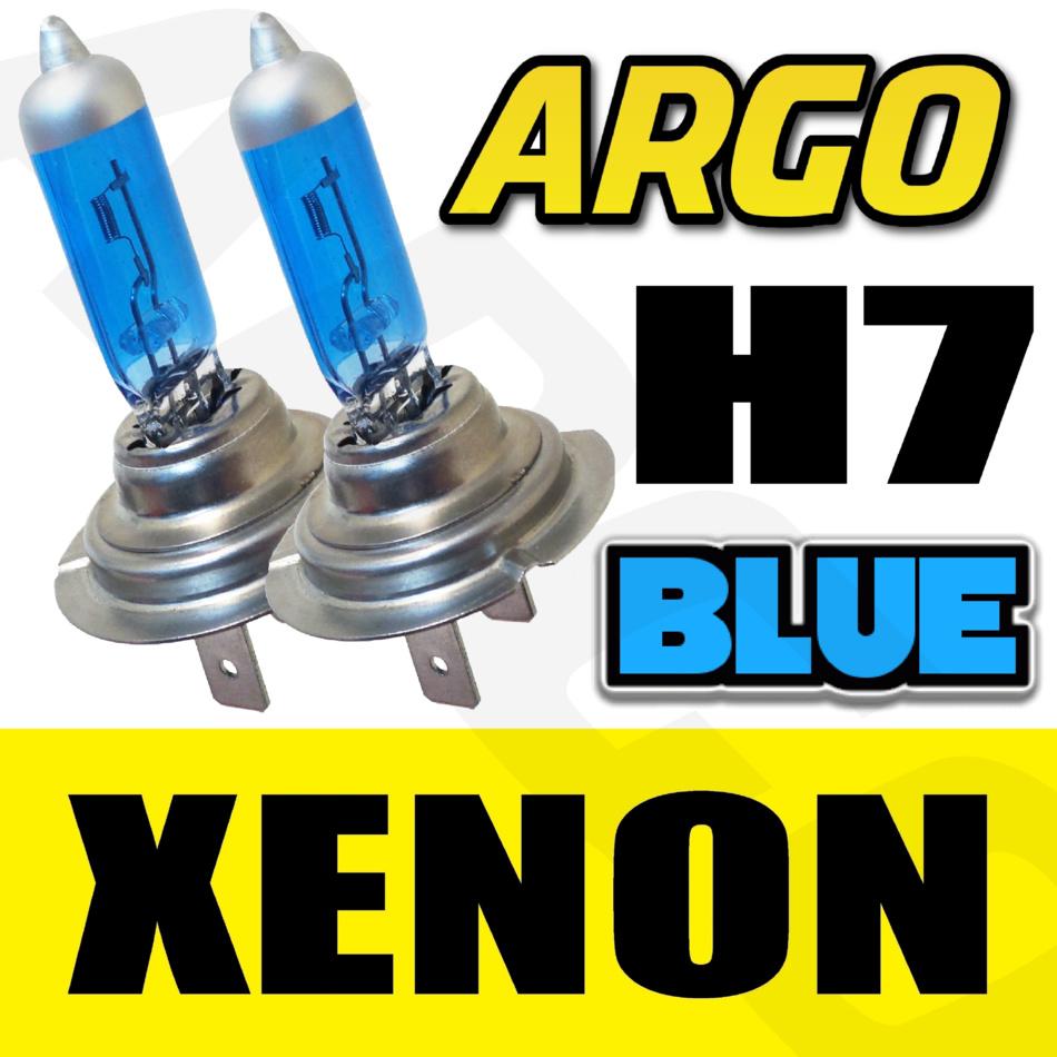 xenon 39 hid 39 effect headlight bulbs h7 ice blue car ebay. Black Bedroom Furniture Sets. Home Design Ideas