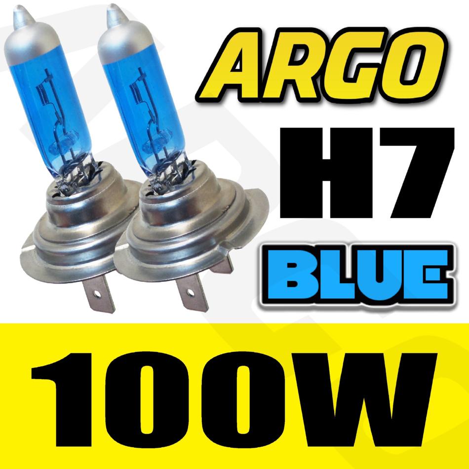499 h7 100w 8500k xenon effect look super blue headlight. Black Bedroom Furniture Sets. Home Design Ideas