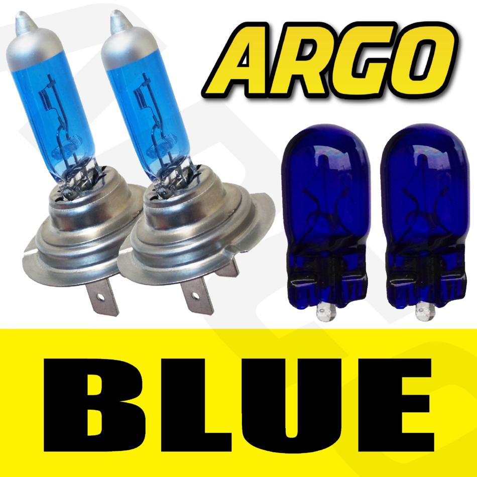 H7 x non bleu 55w ampoules feux de croisement phare 12v - Ampoule h7 55w ...