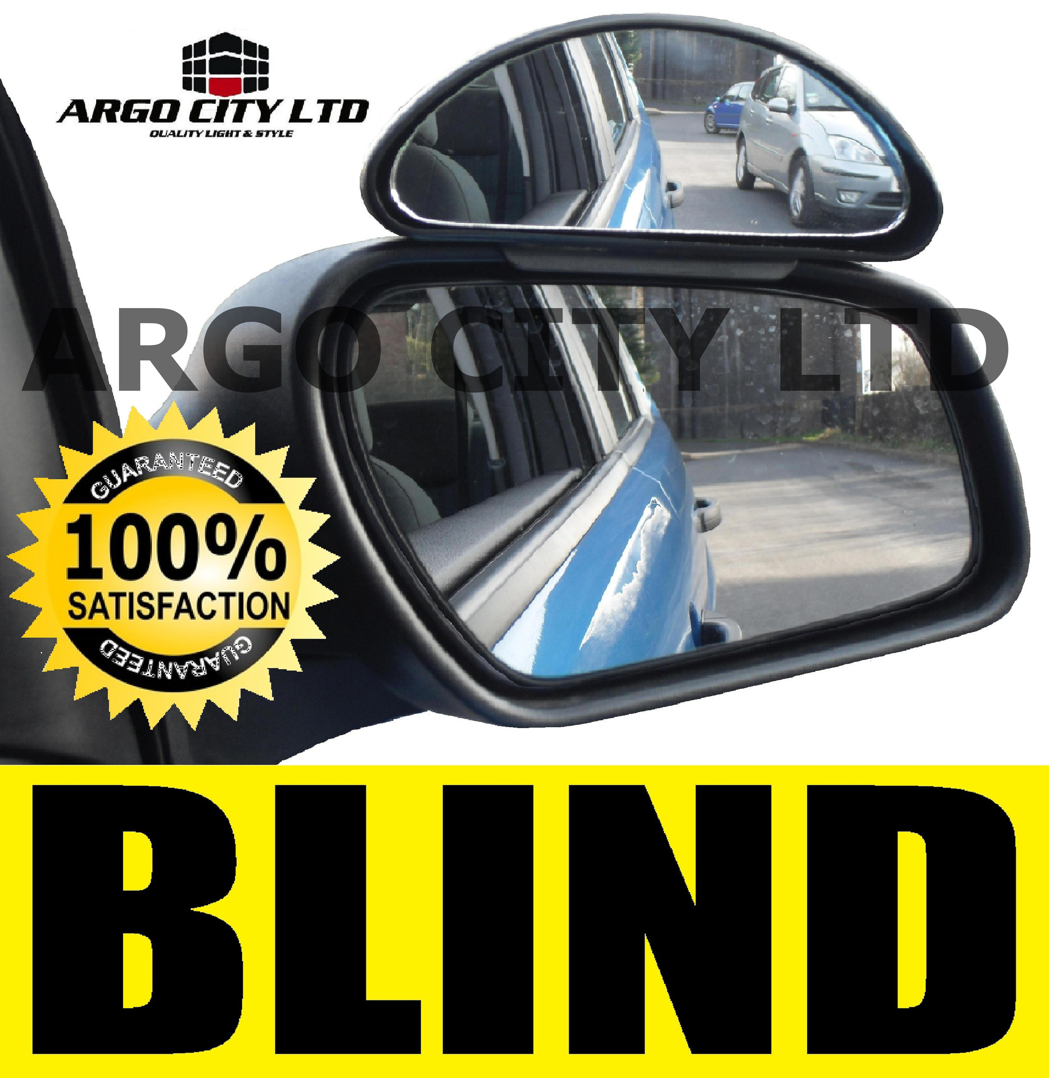 BLIND SPOT ADJUSTABLE TOWING MIRROR BLINDSPOT NISSAN PATROL