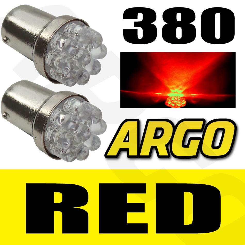 9 led ampoules feu stop arri re 380 peugeot 106 107 206 306 ebay. Black Bedroom Furniture Sets. Home Design Ideas