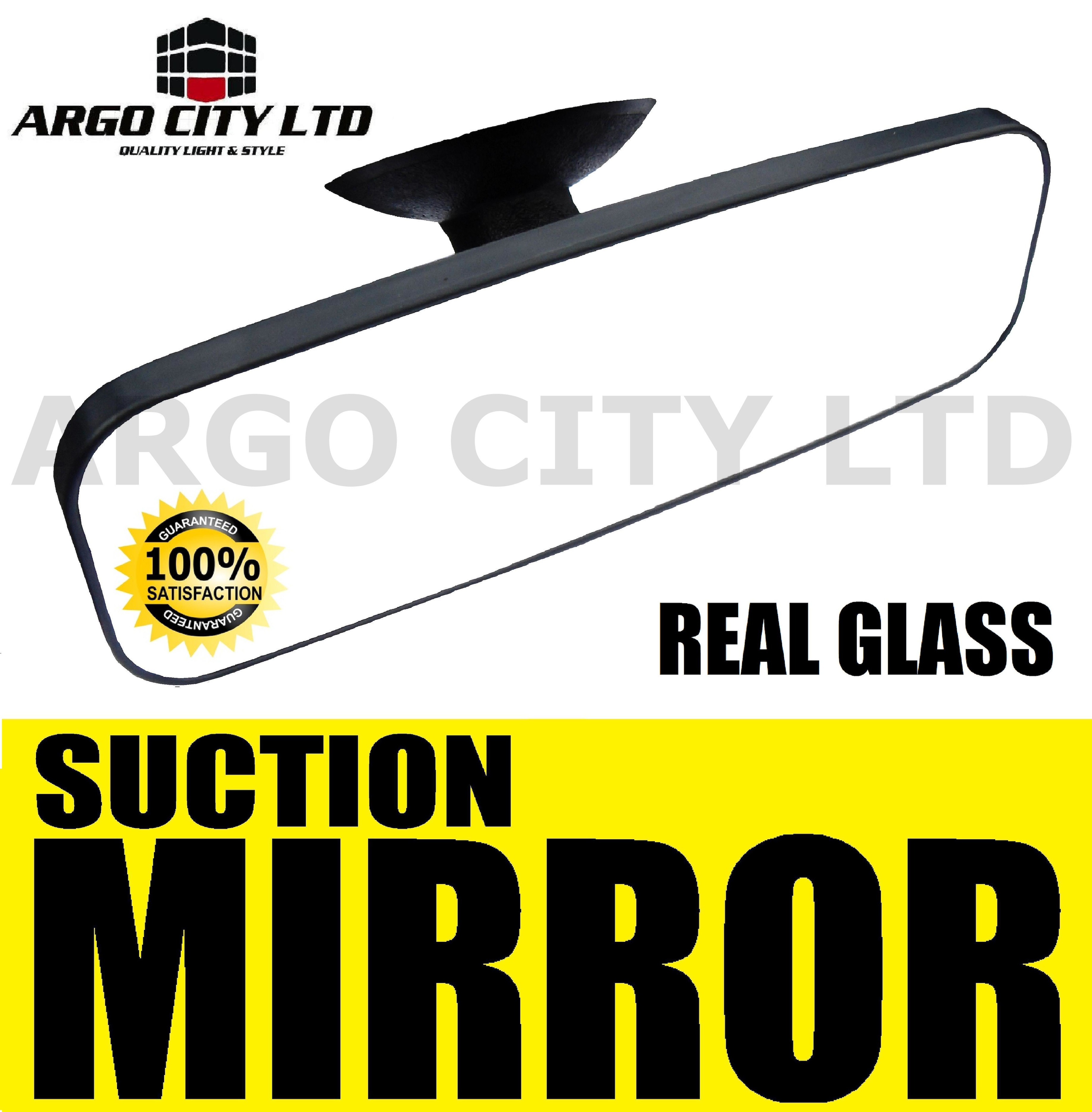 REAR VIEW SUCTION MIRROR SUPRA PICNIC DRIVING CAR TRUCK