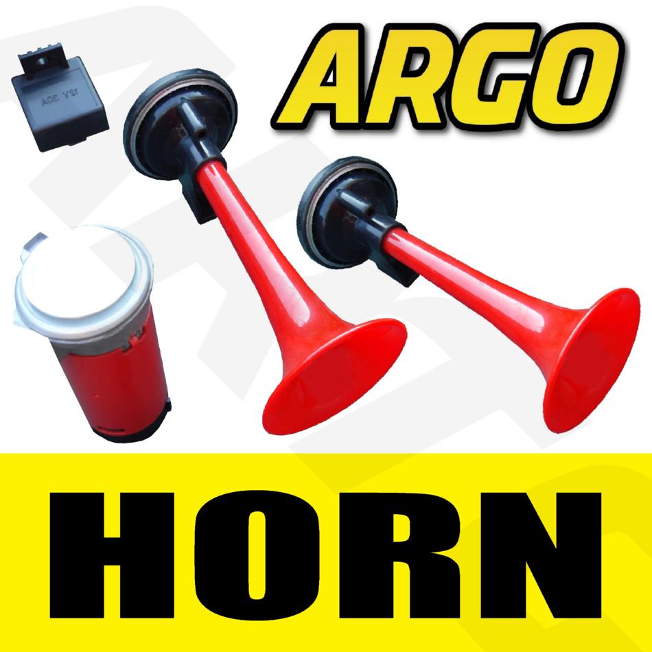 twin dual air horn siren with compressor loud 12v car ebay. Black Bedroom Furniture Sets. Home Design Ideas