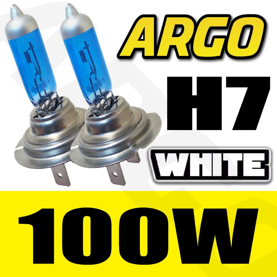 h7 x non 100w blanc ampoules bmw s rie 7 e65 e66 ebay. Black Bedroom Furniture Sets. Home Design Ideas