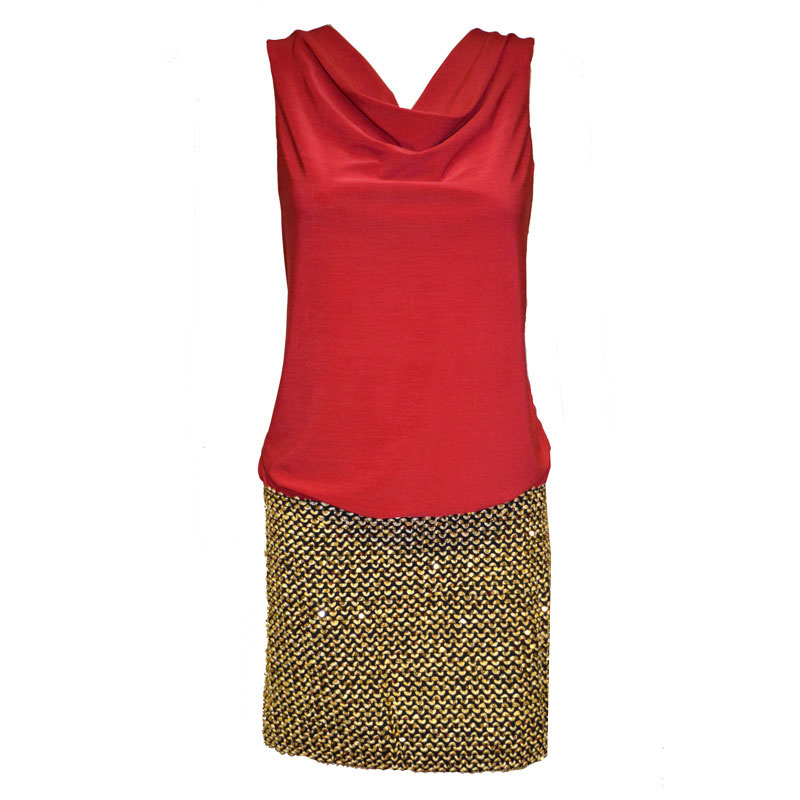 Plus Size Xmas Party Dresses 110