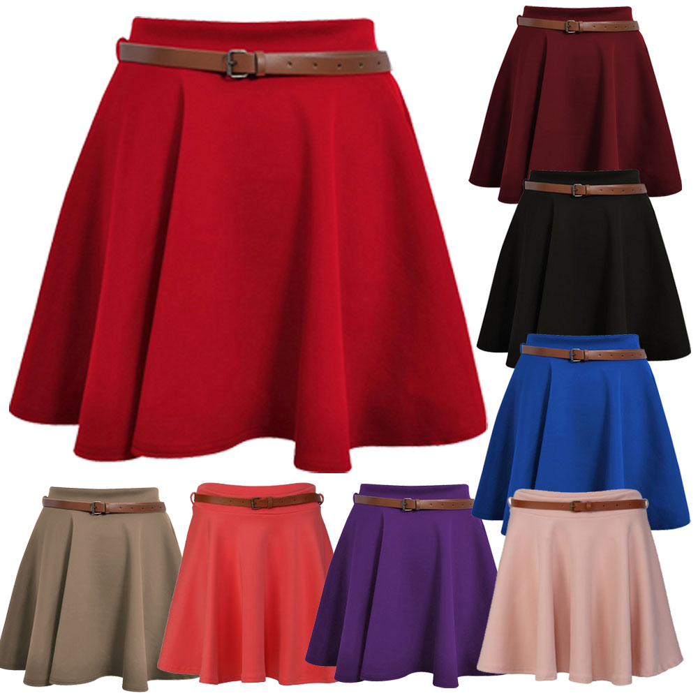 Unique New Women Long Skirt Transparent Tulle Skirts Womens High Waist