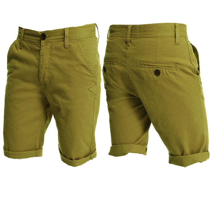 Mens-D-Struct-Shorts-Summer-Tailored-Chinos-Mens-Short-Size-28-36