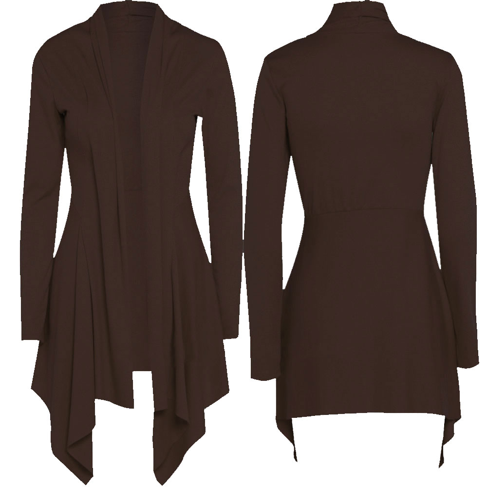 Womens Brown Cardigan Images - Reverse Search