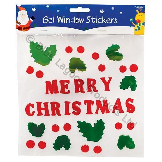 Ebay - Adesivi natalizi per finestre ...