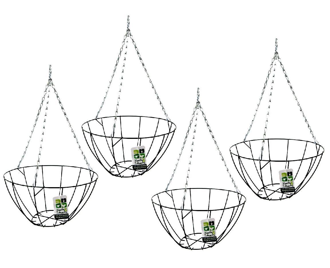 Metal Garden Baskets Designs