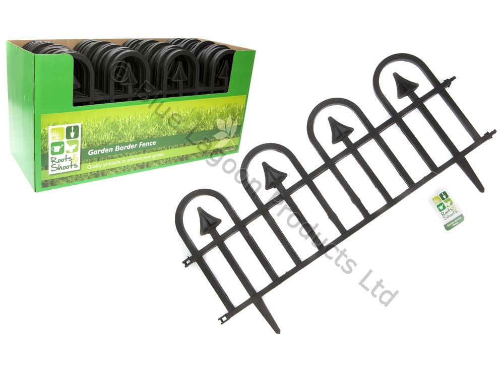 Flexible plastic garden border fence lawn grass edge path - Plastic border for garden ...
