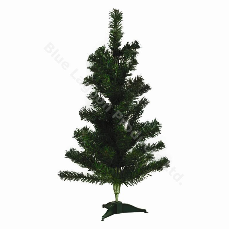 Table Top Lit Christmas Tree