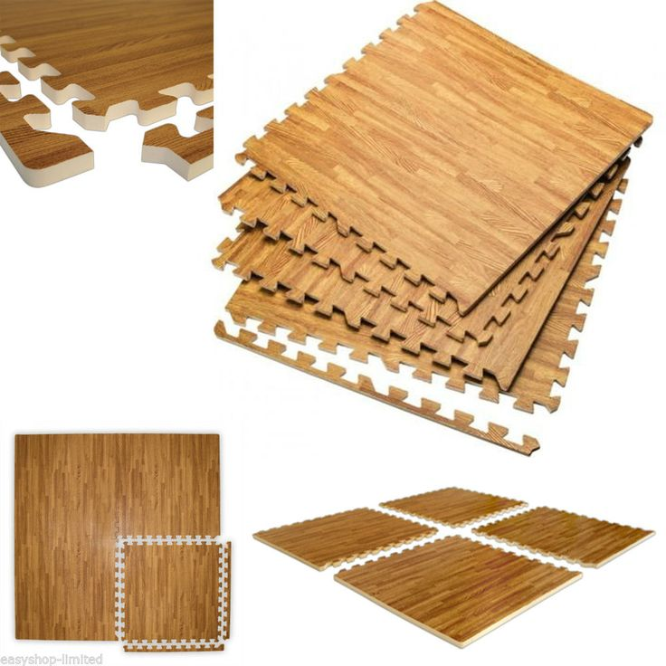 Interlocking play wood laminate eva soft foam home for Interlocking laminate flooring