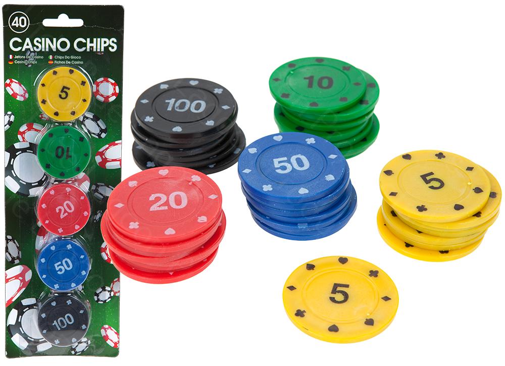 casino blau gelb