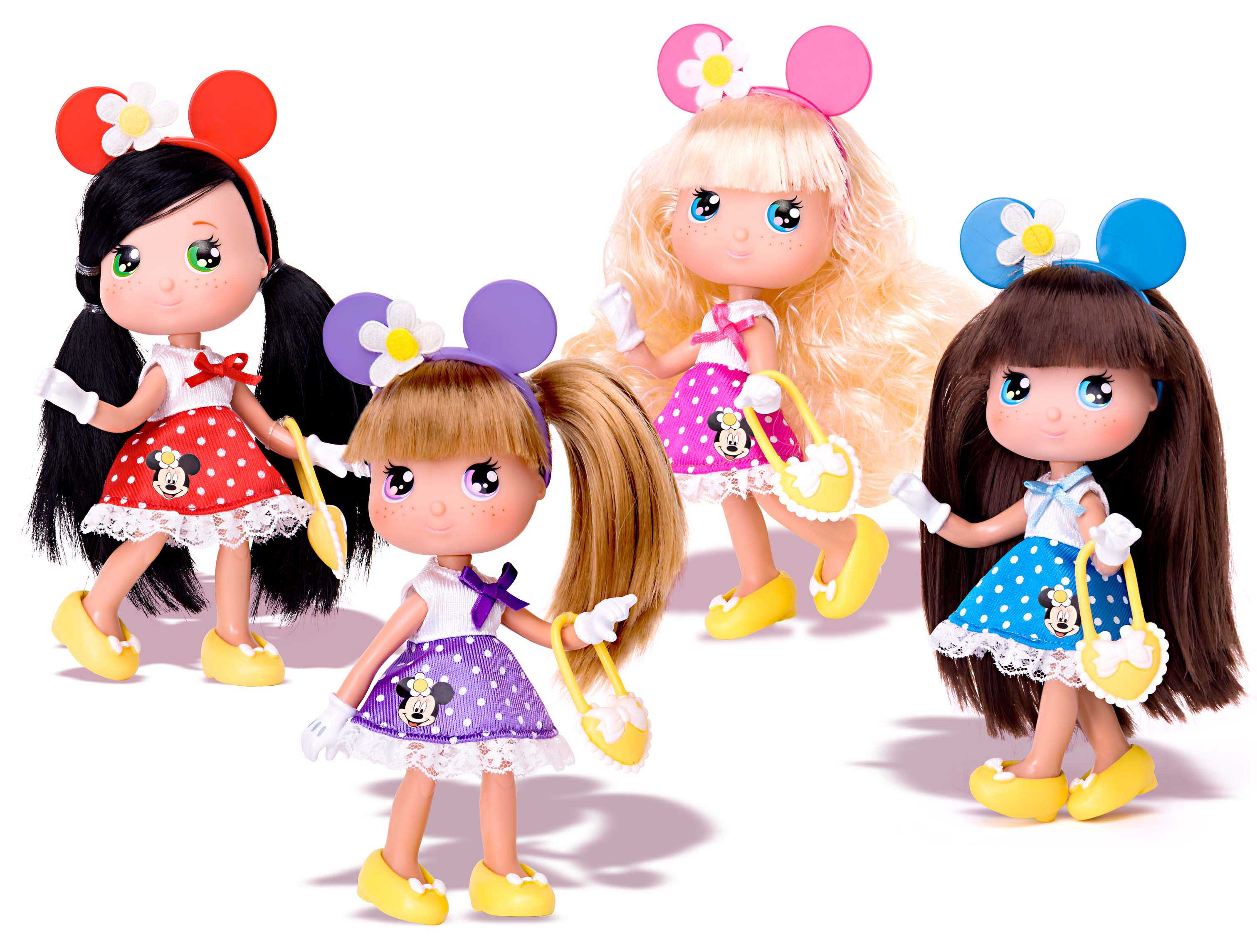 NEW KIDS GIRLS DISNEY I LOVE MINNIE COLLECTABLE MINNIE ...