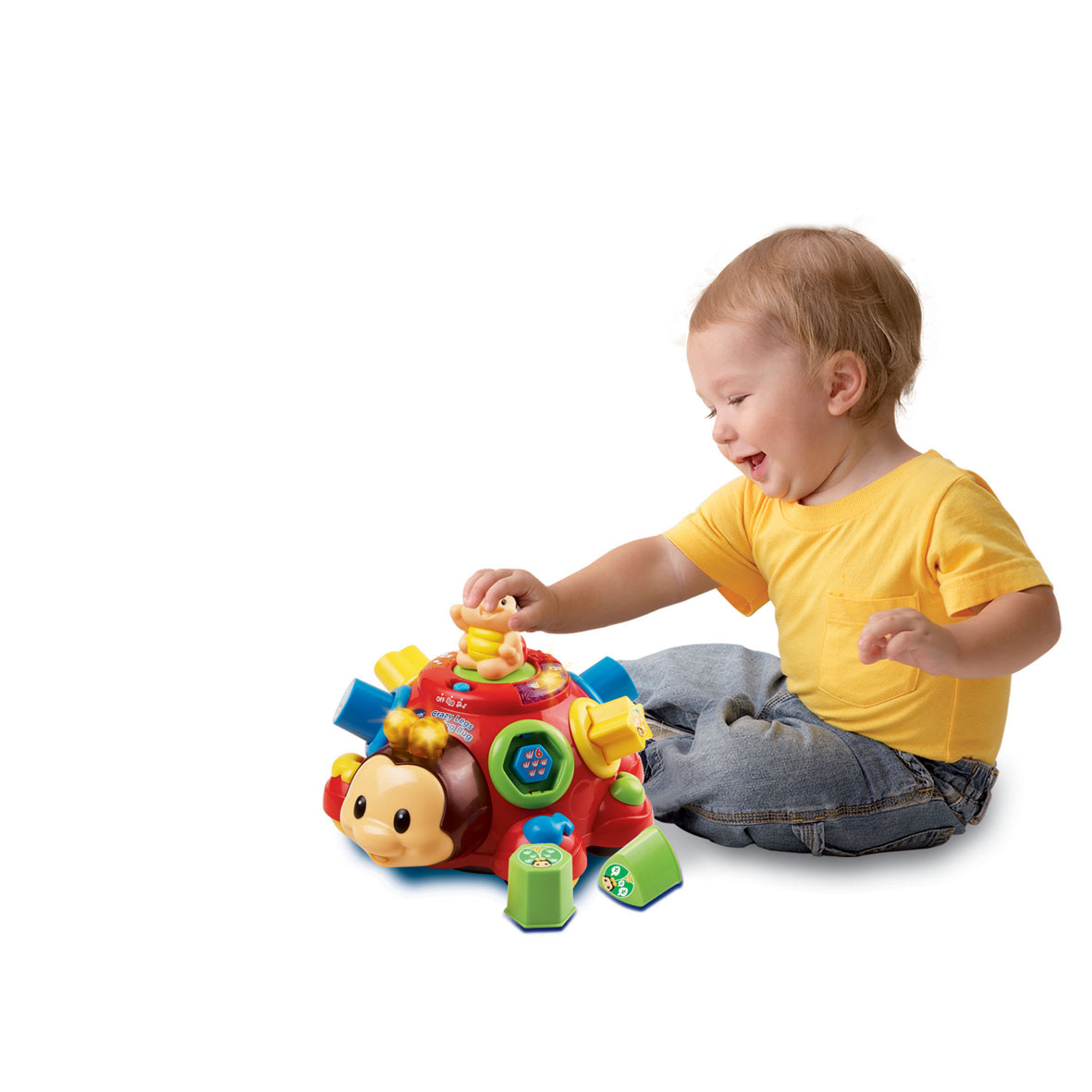 Learning Toys Ages 6 Months : New babies vtech crazy legs learning bug toddler childrens