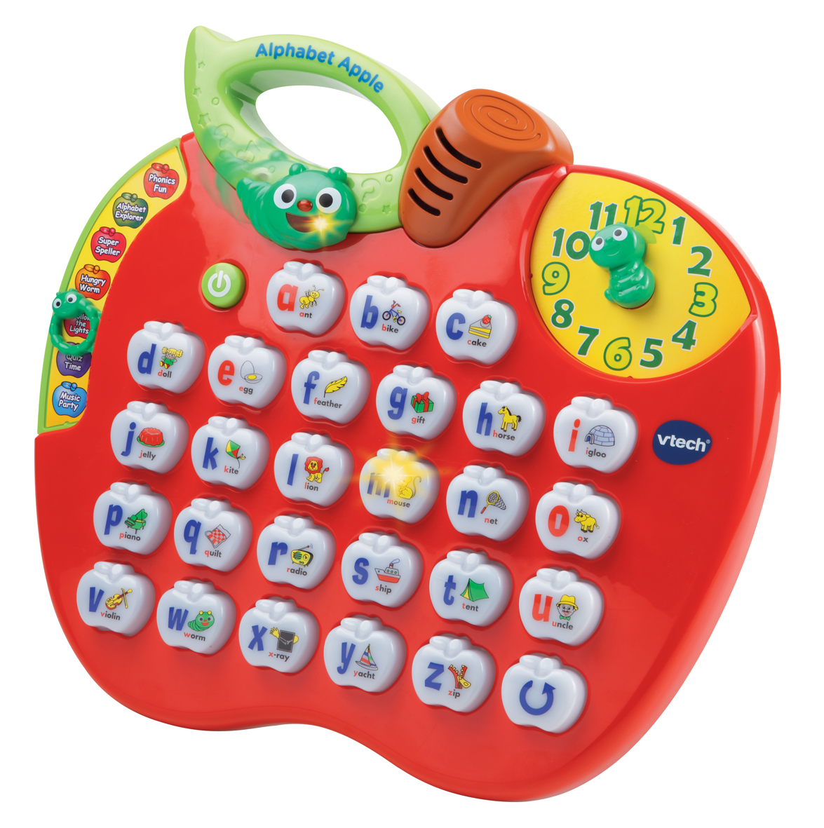 Toys Age 2 5 : Vtech childrens educational interactive light up alphabet