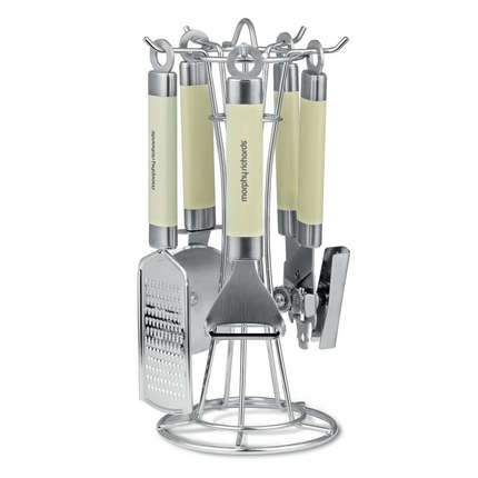 New Morphy Richards Stainless Steel Kitchen Utensils