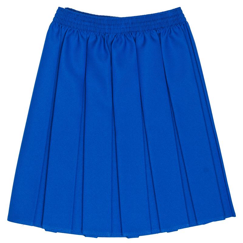 Girls School Uniform Summer Schoolwear All Round Pleated ...