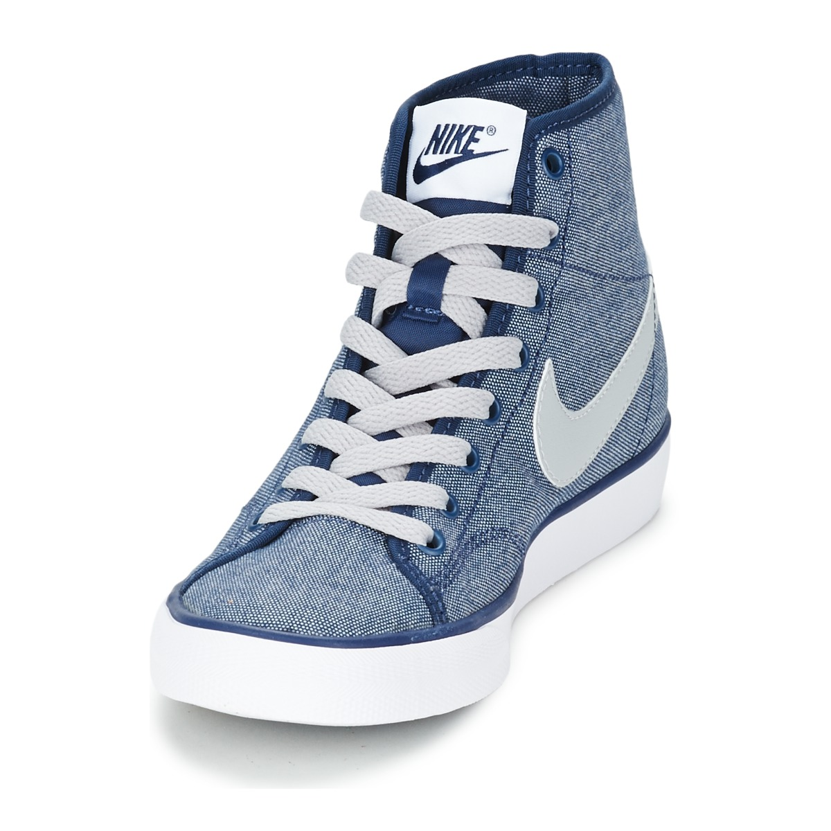 Nike Kids High Top Urban Style Primo Court Mid GS Trainer ...