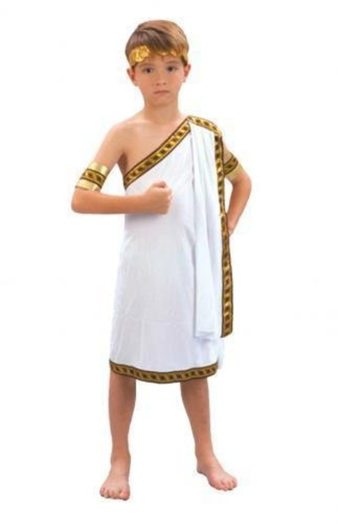 Greek Goddess Halloween Costume For Kids