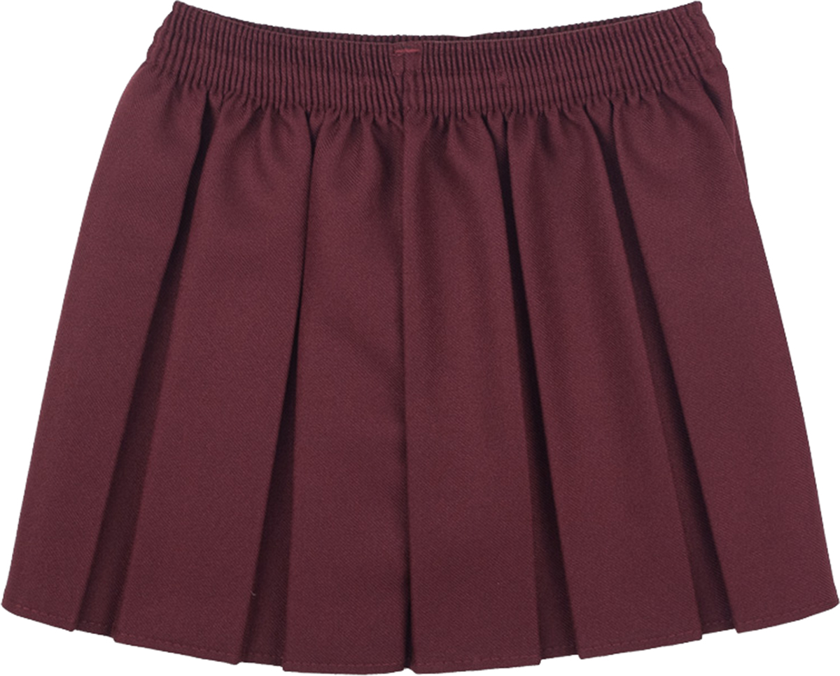 school skirt box pleat all colours sizes