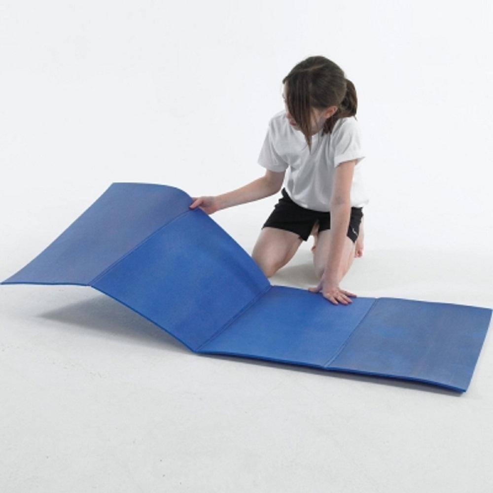 Pilates Mat Class Description: Exercise & Fitness Accessory Yoga Pilates Training Folding