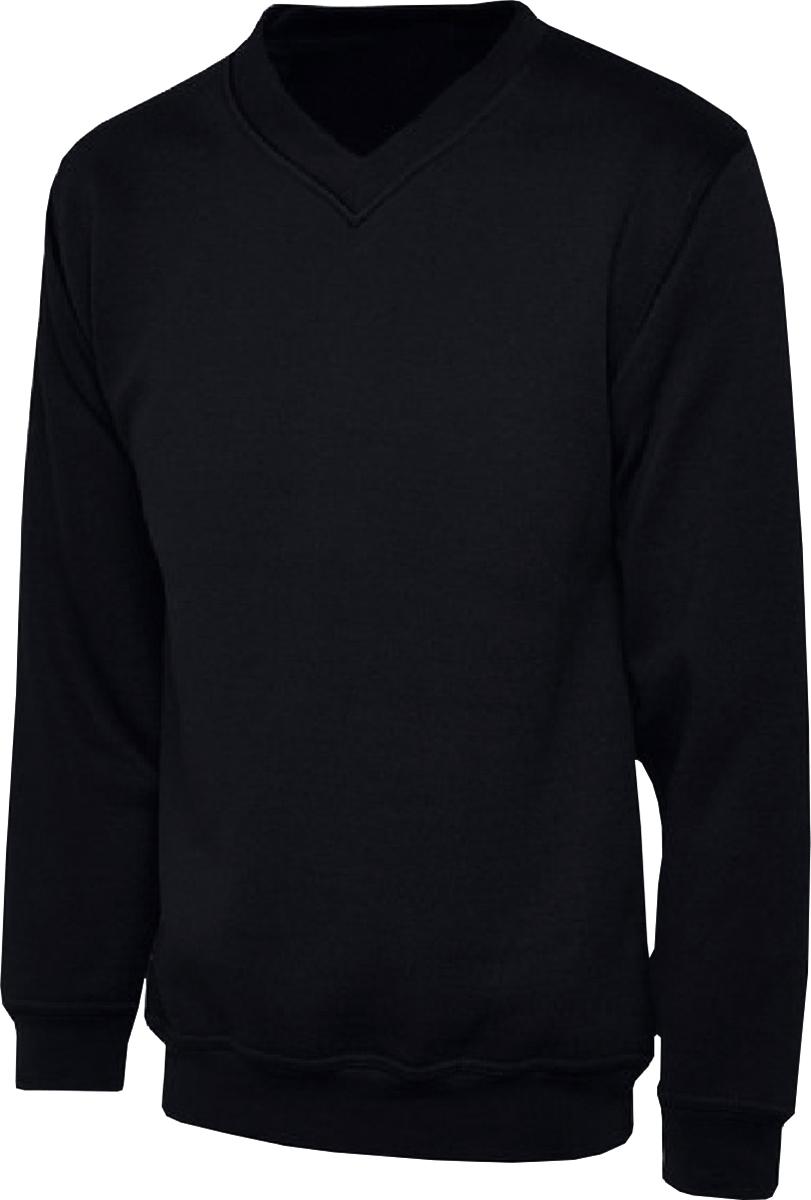 Boys Girls Unisex Jumper Sweatshirt V Neck School Uniform Ages 1-14 NEW