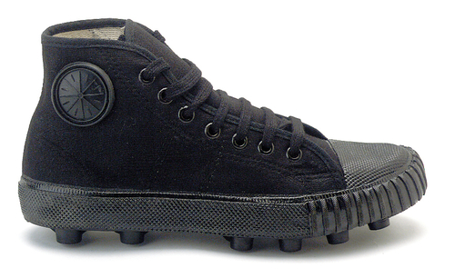 new osg canvas hockey sports trainers spikes boots black
