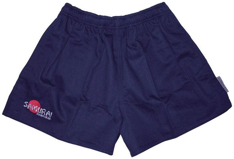 Samurai-Professional-Pro-Cut-Rugby-Playing-Shorts-Match-Training-Cotton-Short