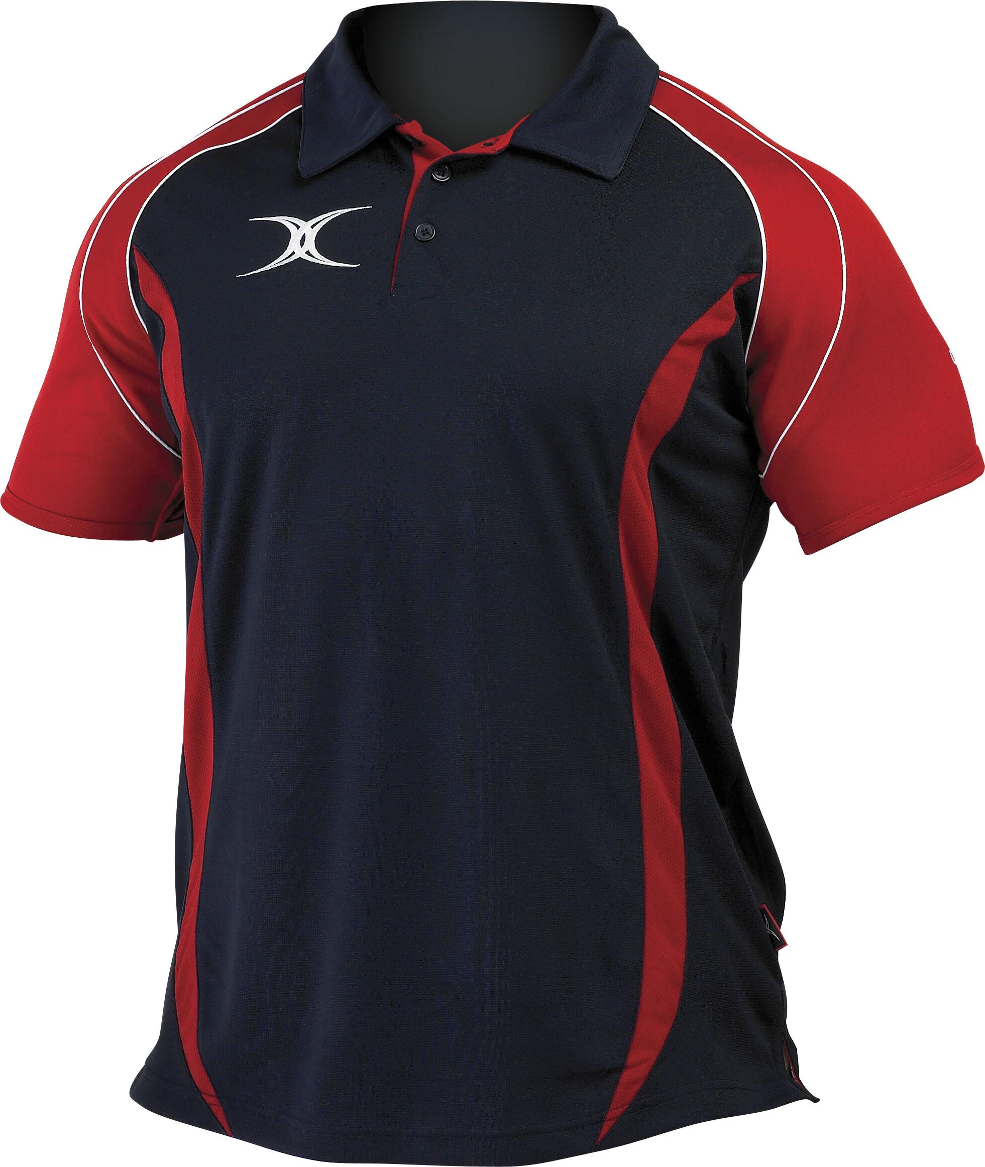 Design t shirt rugby - Gilbert Performance Tee Short Sleeve Technical Rugby Shirt