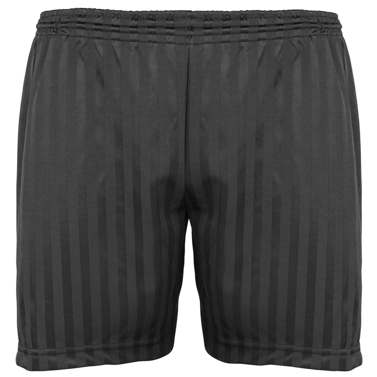 Maddins School Uniform PE Gym Class Short Kids Sports Shadow Stripe Shorts UK