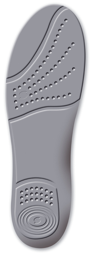 New-Sorbothane-Cush-N-Step-Shoe-Cushioned-In-Sole-Support-Pair-Of-Insoles