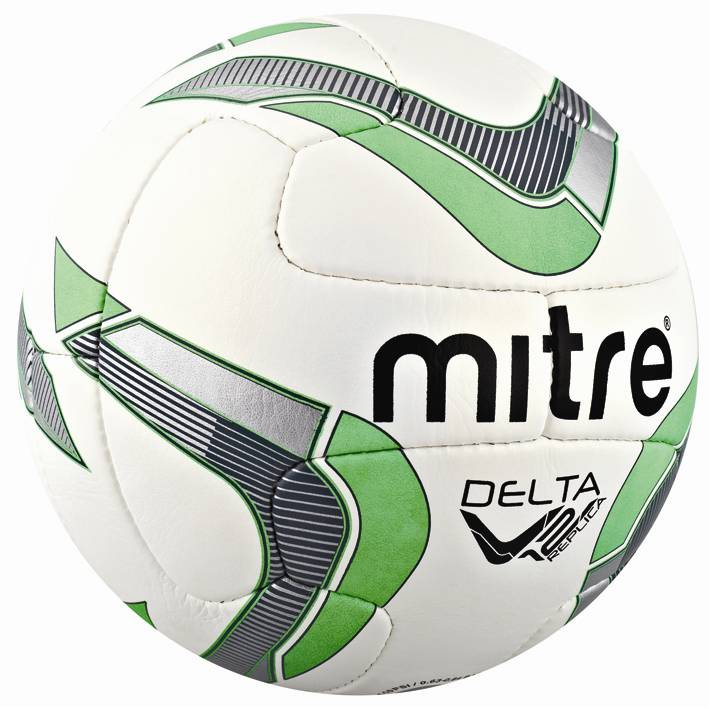 Mitre-Delta-V12-Replica-Match-Football-Match-Ball-Field-Play-Soccer-Ball
